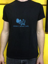 T-Shirt handmade silk screen