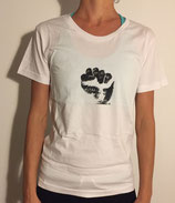 T-Shirt Women Medium White