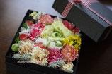 生花BOXアレンジメント
