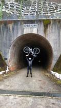 秘境!奥奈良 峠と渓谷
