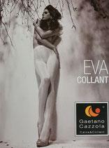 GAETANO CAZZOLA Collant Coprenti FASHION Mod. EVA 80 DENARI Con Righe Verticali a Rilievo