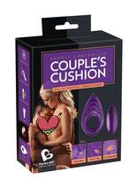 YOU2TOYS Couple's Cushion Vibratore USB 3 in 1: Anello Fallico / Masturbatore / Vibratore |593745|