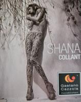 GAETANO CAZZOLA Collant Coprenti FASHION Mod. SHANA 60 DENARI Con Stampa Animalier