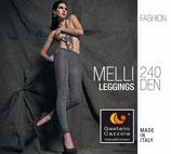 GAETANO CAZZOLA Leggings PantaCollant in Caldo Cotone FASHION Mod. MELLI 240 DENARI