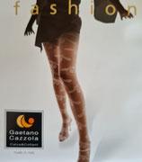 GAETANO CAZZOLA Collant Velati FASHION Mod. EVOS 20 DENARI Fantasia Floreale