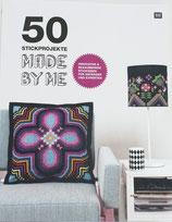 RICO design 50 Stickprojekte Buch
