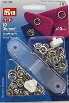Jerseydruckknöpfe der Firma Prym
