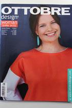 Schnittmusterzeitschrift Ottobre für Kinder und Damen