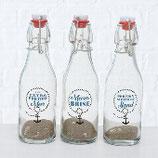 Meeres Flaschen