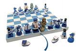Schachspiel maritim