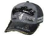 Trucker Cap Black Rebel