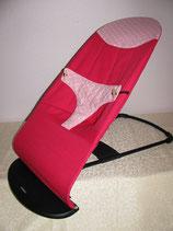Ersatzbezug Pink / Rosa - passend für Babybjörn Wippe