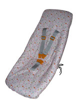 Ersatzbezug - Ria Rosa für Weber Babyschale