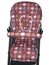 Style Set - Apfel rosa passend für Quinny