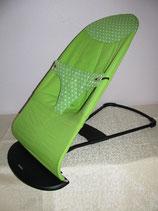 Ersatzbezug Lime / Hellgrün - passend für Babybjörn Wippe