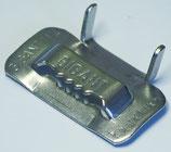 Bandimex Schlaufen für einfach oder doppelt geschlauftes Bandimex Band, V4A Edelstahl