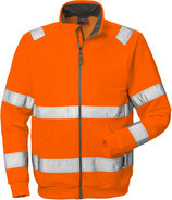 Hi-Vis Sweatshirt-Jacke 7410 BPV
