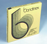 Bandimex Band B206 vollrunde Kanten, V2A Edelstahl