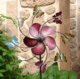 Windspiel Windrad Schmetterling