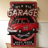 Old Big Garage-rot