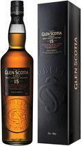 Glen Scotia Exceptional Rare 15 yo