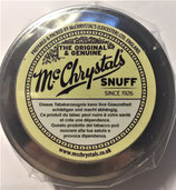 Snuff Mc Chrystal Original 8,75gr