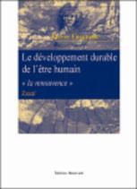 Le développement durable de l'Etre Humain - La Renouvence