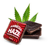Amnesia Haze Cannabis Brownie XL 70g THC frei