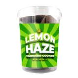 Lemon Haze Cannabis Kekse THC frei 150g