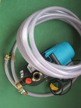 Wasserbett-Pumpe - Vermietung