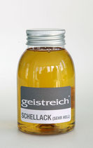Schellack sehr hell - 250 ml