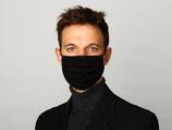 taste4face Gesichtsmaske / schwarz