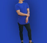 Polera Larga Fit  |  Blue Light  | shirtEmpire