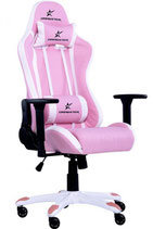 Silla Gamer Profesional  | Pink Edition GT400 | LIG Chile
