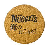 THE NUGGETS コルクコースター