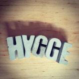 "Beton-Letter ""Hygge"""