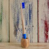 2er Bambus-Zahnbürsten