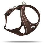 Belka Harness Comfort Brown