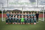 8 x 10 Girls Soccer Team Photo