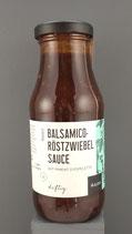 Balsamico-Röstzwiebel-Sauce 245ml