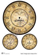 PA3-10 Vintage clock 3