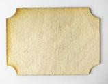 Elemento para decor de madera 3
