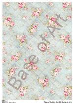 PA4-137 El fondo floral