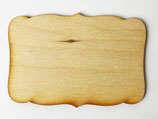 Elemento para decor de madera 1