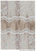 PA4-164 Wood lace 29