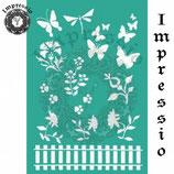 13038 Plantilla mariposas A4