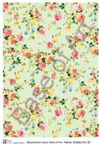 PA4-138 El fondo floral