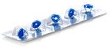Cappette 4 mm (blu)