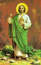 Trabajo presentado al Santo San Judas Tadeo, Poderoso Nombre de potencia para las causas mas difíciles por las que podamos estar pasando y que no hayamos solución.