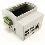 Pi4 Enclosure set for RS422/RS485 HAT